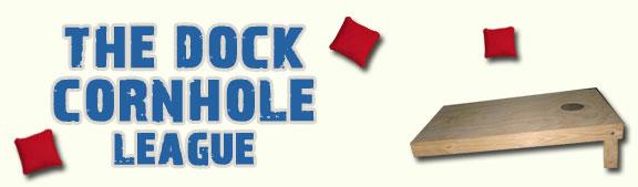 the dock cornhole league