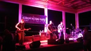 AARON STARK BAND 2
